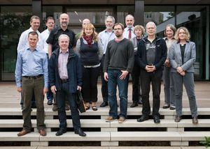 Teilnehmende des Workshops 2013