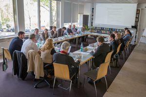 Teilnehmende des Workshops 2015